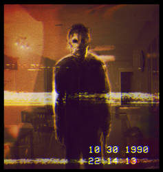 Michael Myers VCR by cinemamind