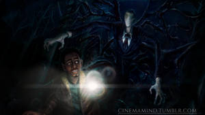 The Slender Man by cinemamind