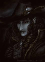 Vampire Hunter D by cinemamind