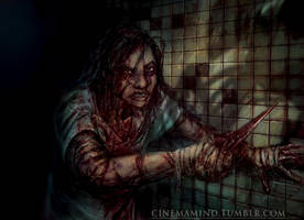 Final Girl by cinemamind