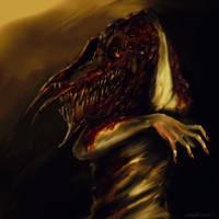 Devil Head 3 by cinemamind