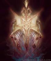 Golden Seraphim by cinemamind