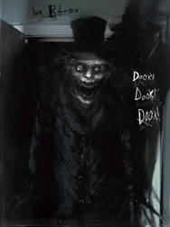 Babadook by cinemamind