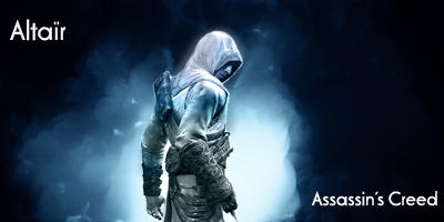 Assassin's Creed Sig 2 by Daoneandonlystevy