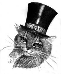 Cat by Kilik96
