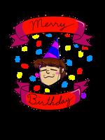 Merry Birthday by H-ManComics
