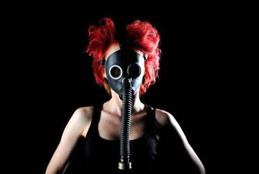 Gas Mask by CruelIntentionsx