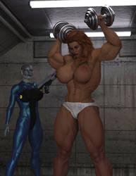 SuperMaxSTRK746B by SinDD