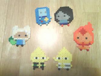 Adventure Time Cuties! (update!) by PlutosBird