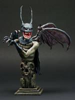 Vampire Batman by Blairsculpture