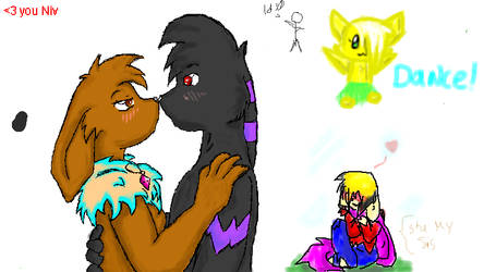 Pchat Love doodle 001 by Tekno-Catron