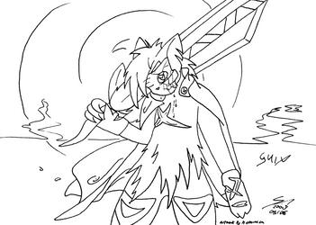 Quix AKA Sorame by Tekno-Catron