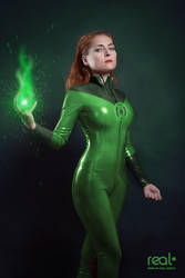 Green Lantern by PatrickRichter