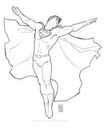 Superman by MyBeautifulMonsters