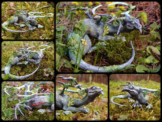 Ancient Forest Dragon by RedPersik