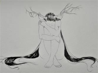 Illustrations - WIP by kronikinocnejzmory