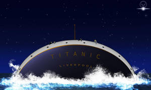 DEATH OF TITANIC by ERIC-ARTS-inc