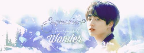 euphoria - love yourself:wonder - jk by MyMinniiee-PJ95