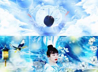 /+/ Seul - Min : Blue /+/ by MyMinniiee-PJ95
