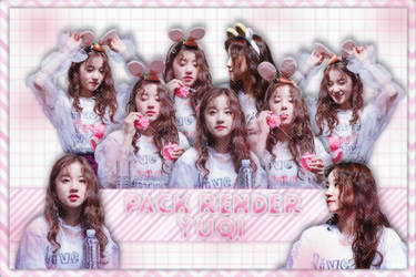 [Share render #27] Song Yuqi - (G)I-DLE by MyMinniiee-PJ95
