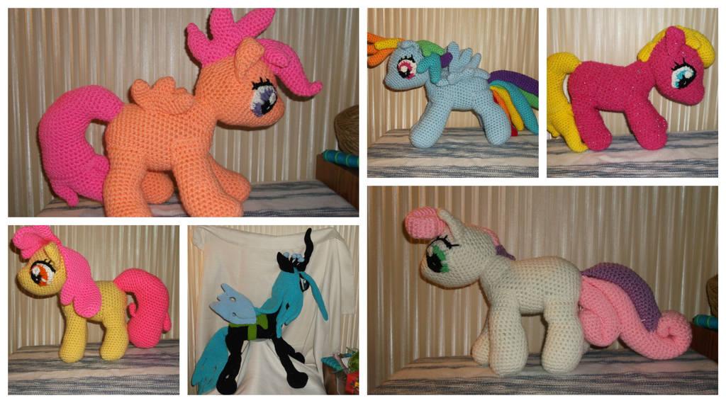 Pony Power by NanetteCrochet