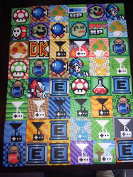 Videogame Coasters by DisasterExe