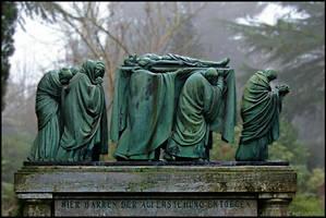 Cemetery Viersen IV by theMuspilli