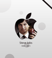 Tribute to Steve Jobs by Romantar