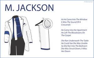 M. Jackson Artist by Romantar