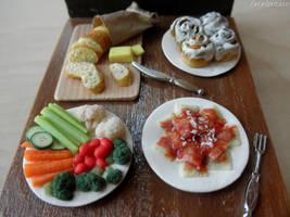 table of inedible eats by FatalPotato