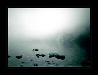 Black Pond by florapudelkova