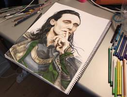 Loki by Pinkie006