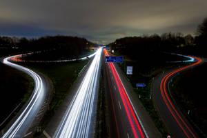 Autobahn by NicoW92