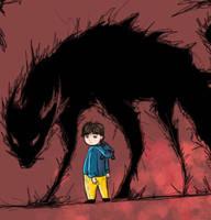 The Dark Kid by ThiagoFragosso