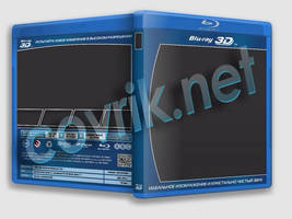 Blu Ray 3D by Covrik