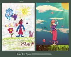 Draw this again, Challenge by Neyuni