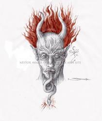 Edom King by NestorAvalosOfficial
