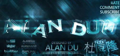 Alan Du by AlanDu