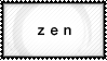 Zen Stamp by st3ramone