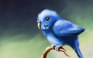 Bird by Rahmschnitzel