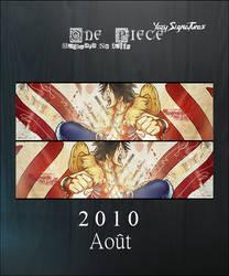 One piece - Wall Tag by YazyArt