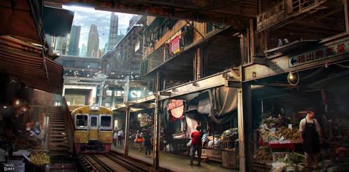 Future train market by nkabuto