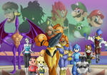 Tournament of smash by TheBritWriter