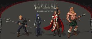 VampireTheMasqueradeRedemption by Wolfenoctis