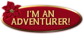 'I'm an Adventurer'  Banner by musicdrummer01