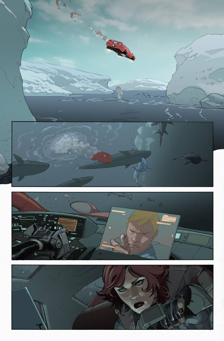 Thor 19 Page 2 by Pleurgh