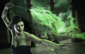 Death Eater by michellemonique