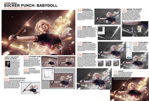Digital Design Magazine by michellemonique