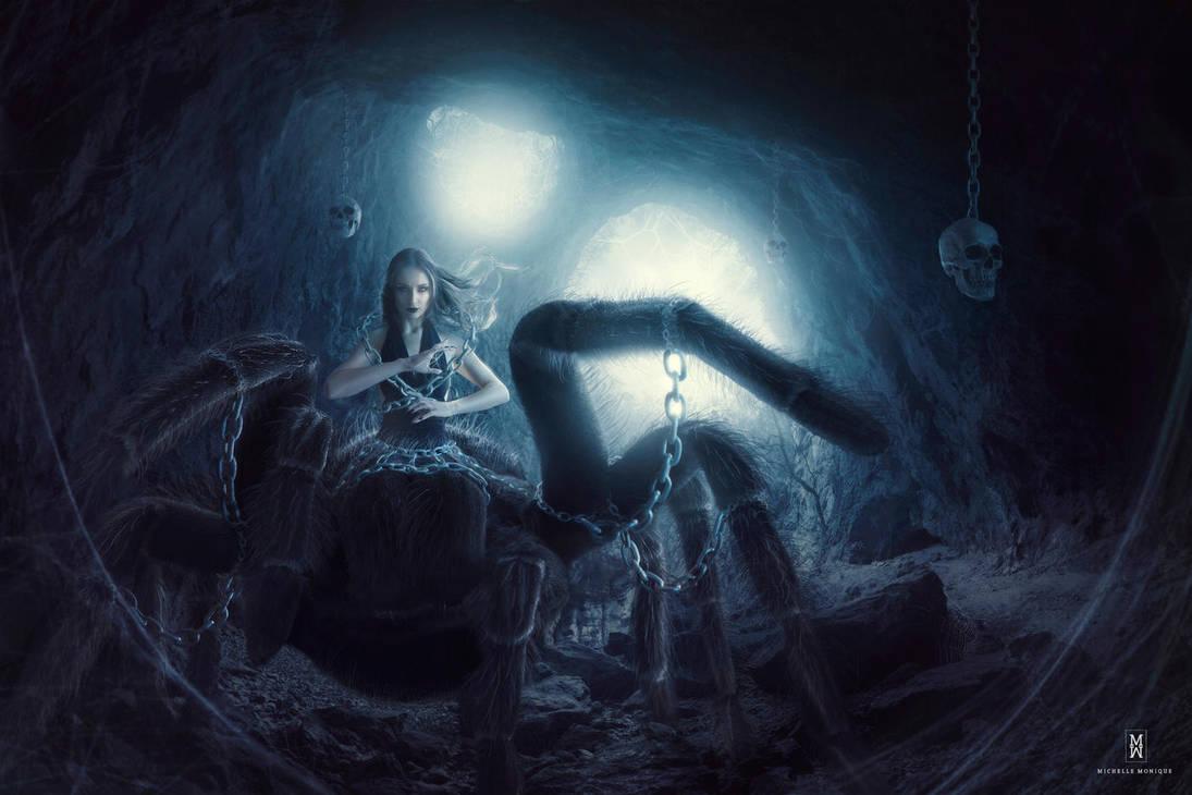 Arachne's Lair by michellemonique