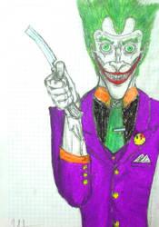 The Joker by GodOfUrging